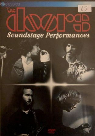 Doors (The) - Soundstage Performances (DVD)